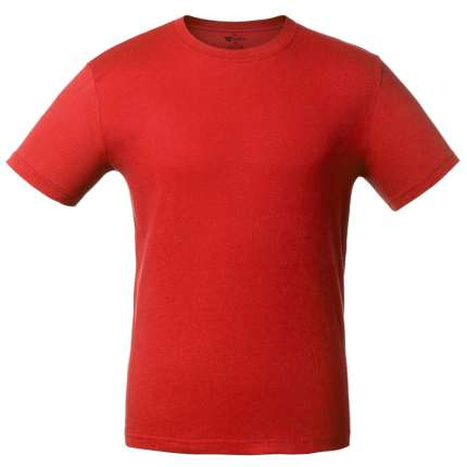 Футболка T-bolka 160, красная, размер XL