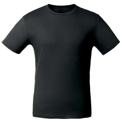 Футболка T-bolka 160, чёрная, размер M