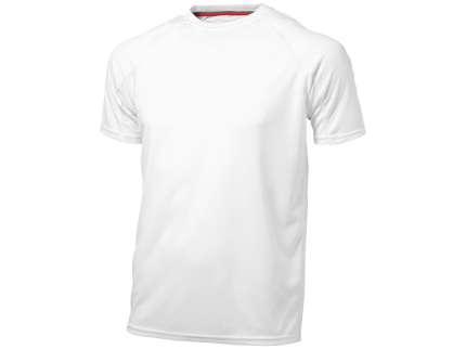 """Футболка """"Serve"""" мужская, цвет белый, размер L"""