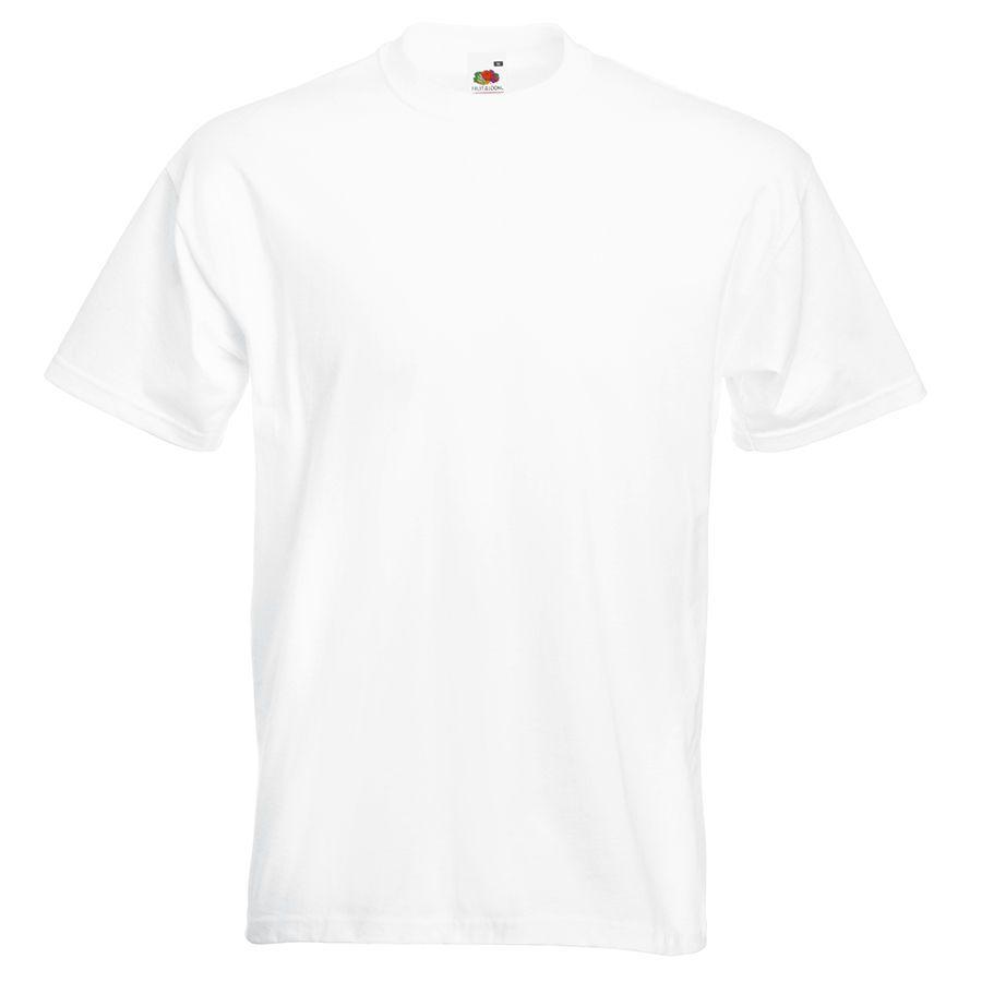 """Футболка мужская """"Super Premium T"""", цвет белый, размер L"""