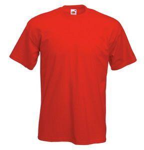 """Футболка """"Original Full-Cut T"""", цвет красный, размер XL"""