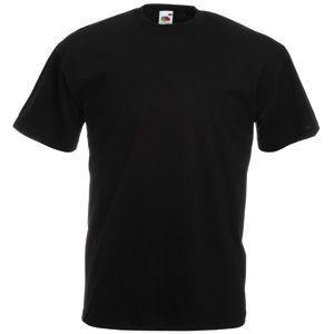 "Футболка мужская ""Valueweight T"", цвет чёрный, размер M"