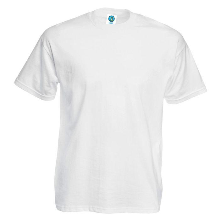 """Футболка """"Start"""", цвет белый, размер XL"""