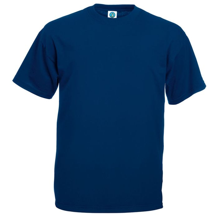 """Футболка """"Start"""", цвет тёмно-синий, размер L"""