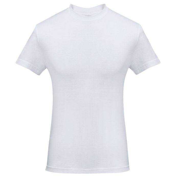 """Футболка """"Промохит"""", цвет белый, размер L"""