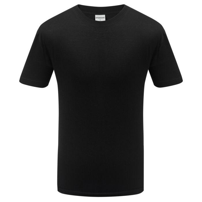 """Футболка """"Промохит"""", цвет чёрный, размер XL"""