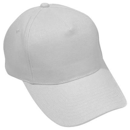 """Бейсболка """"Стандарт.175"""", цвет белый"""