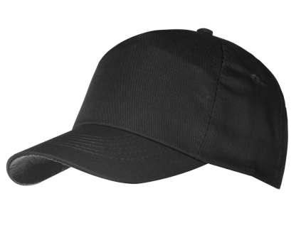 Бейсболка UNIT FIRST, цвет чёрный