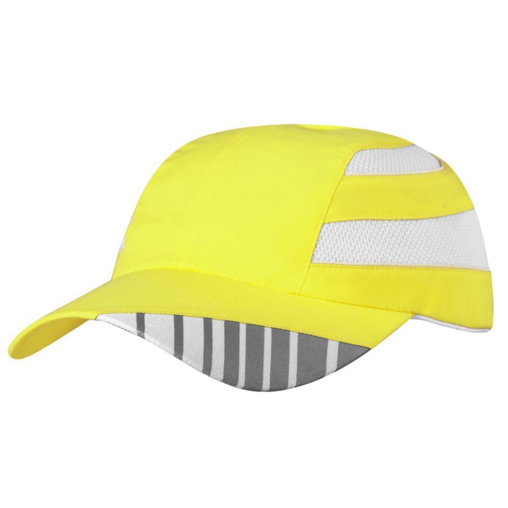 Бейсболка Ben Nevis, жёлтая