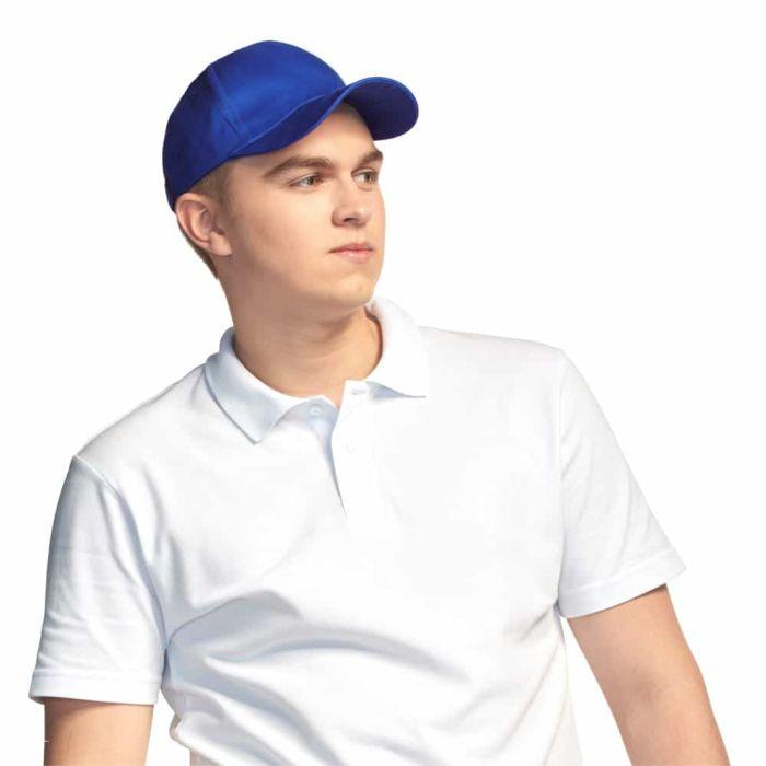 Бейсболка STAN09U_Синяя, 56-58