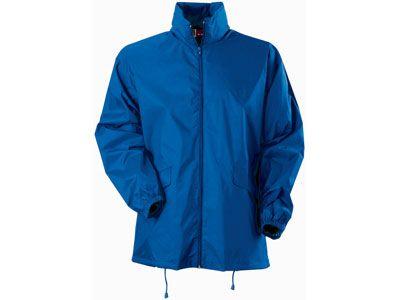"""Ветровка """"Miami"""" детская с чехлом, цвет классический синий, размер 10"""
