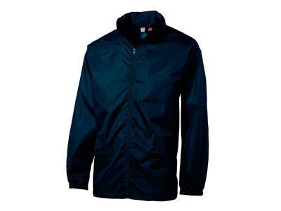 """Ветровка """"Miami"""" мужская с чехлом, цвет тёмно-синий, размер XL"""
