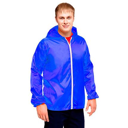 Ветровка Wind (58), цвет синий, размер XL