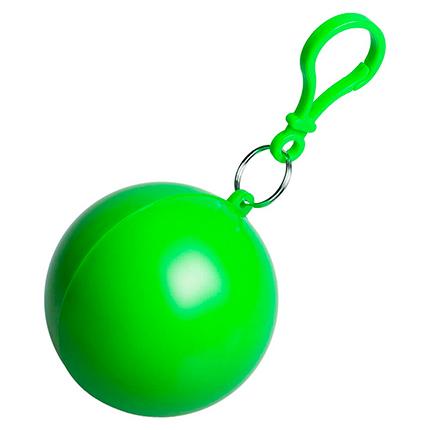 """Дождевик в круглом футляре """"NIMBUS"""", зелёное яблоко"""