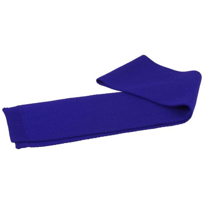 Шарф Siver, 16х130 см, синий