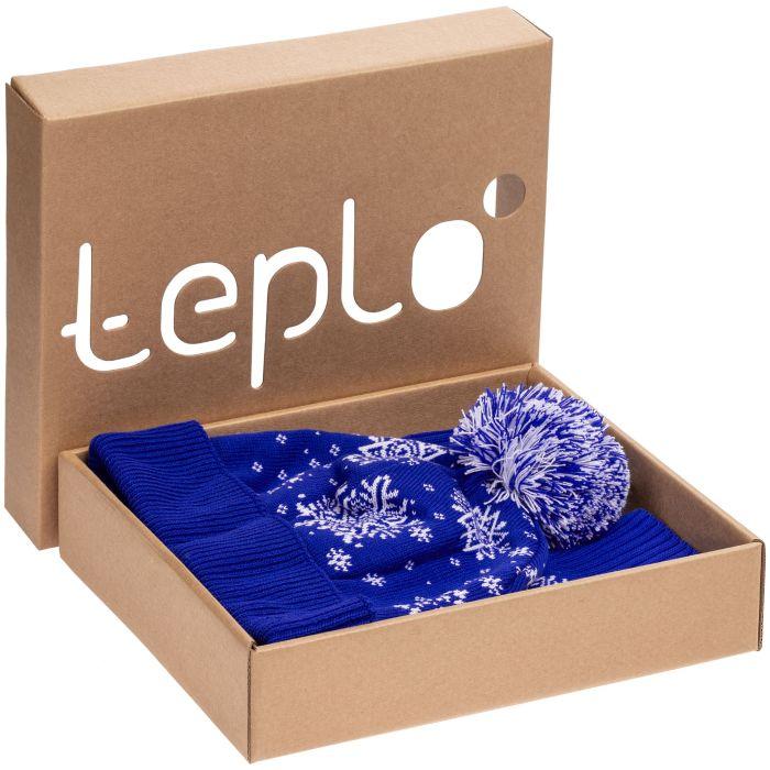 Набор Snow Fashion, синий (василек), размер: ХL