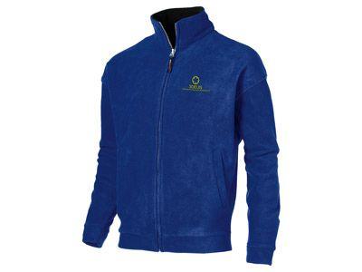 """Куртка флисовая """"Nashville"""" мужская на молнии, цвет классический синий/чёрный, размер M"""