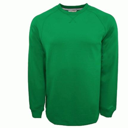 Толстовка мужская 60 Work, цвет зелёный, размер L