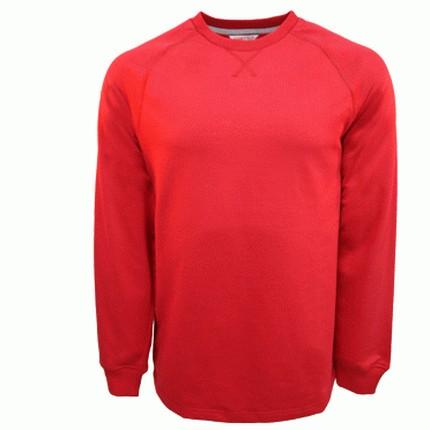 Толстовка мужская 60 Work, цвет красный, размер XL