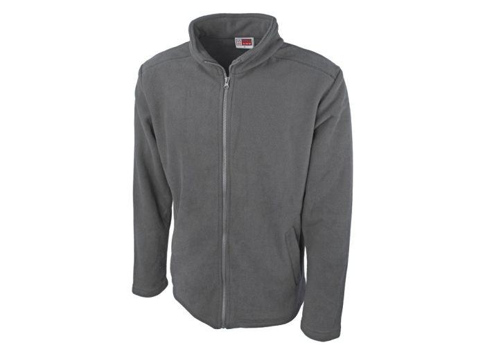 """Куртка флисовая """"Seattle"""" мужская, цвет серый, размер XL"""