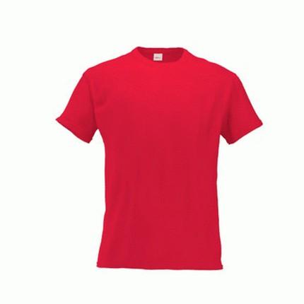 Футболка детская 06 Kids, цвет красный, размер 6 лет