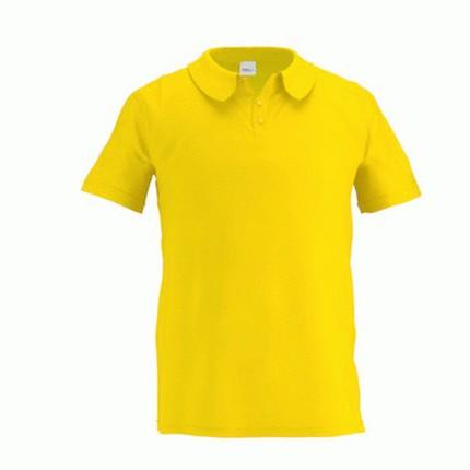 Рубашка поло мужская 04 Premier, цвет жёлтый, размер M