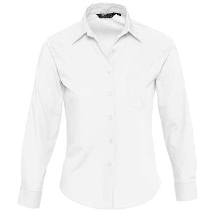 """Рубашка женская """"Executive"""", белая, размер L"""