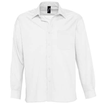 """Рубашка мужская """"Baltimore"""", белая, размер S"""