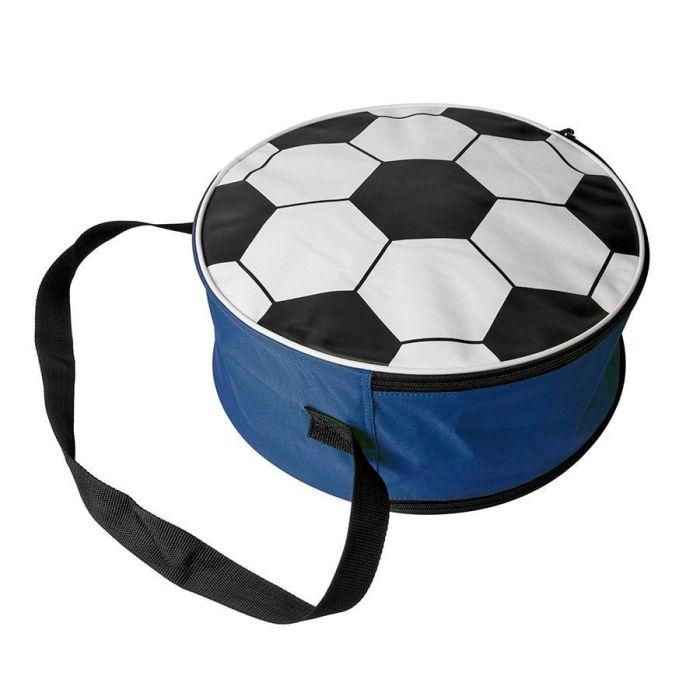 Сумка футбольная, цвет синий