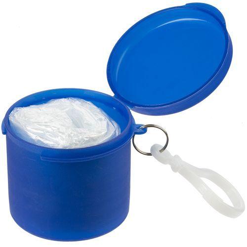Дождевик в футляре Trifle, синий