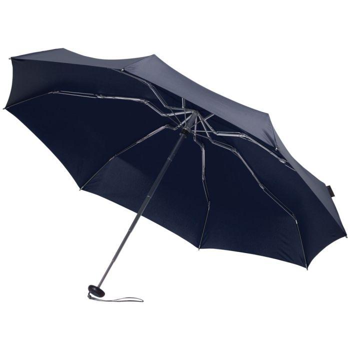 Зонт складной 811 X1, тёмно-синий