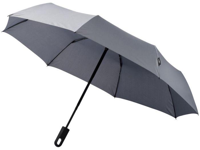 "Зонт складной ""Traveler"", серый"