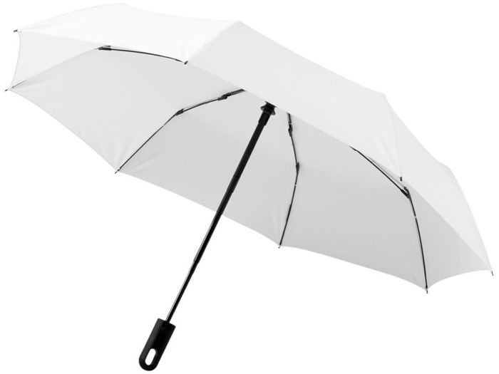 """Зонт складной """"Traveler"""", белый"""