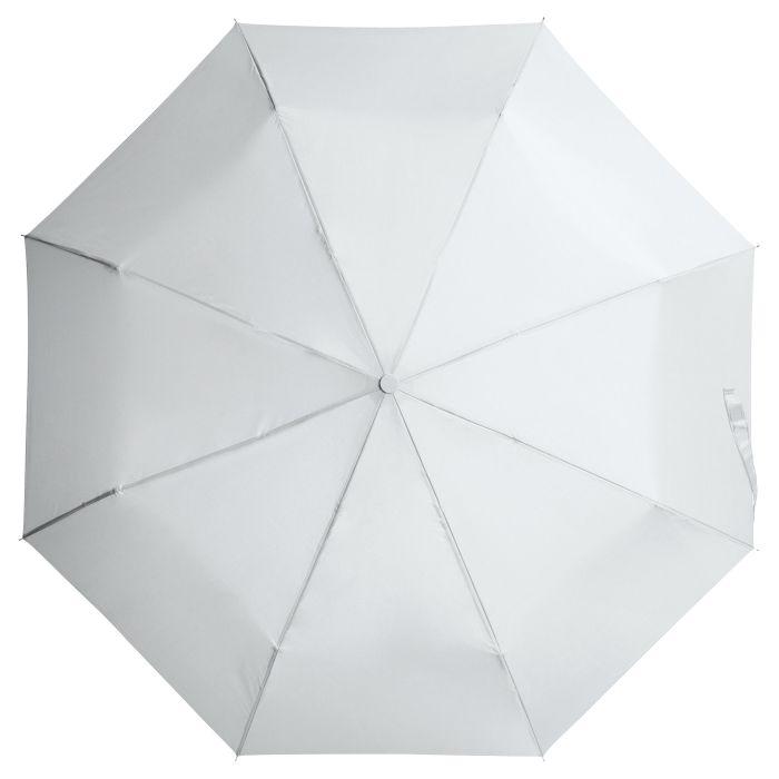 Зонт складной Unit Basic, цвет белый