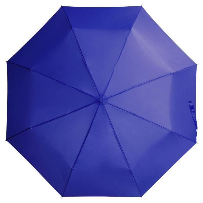 Зонт складной Unit Basic, цвет синий