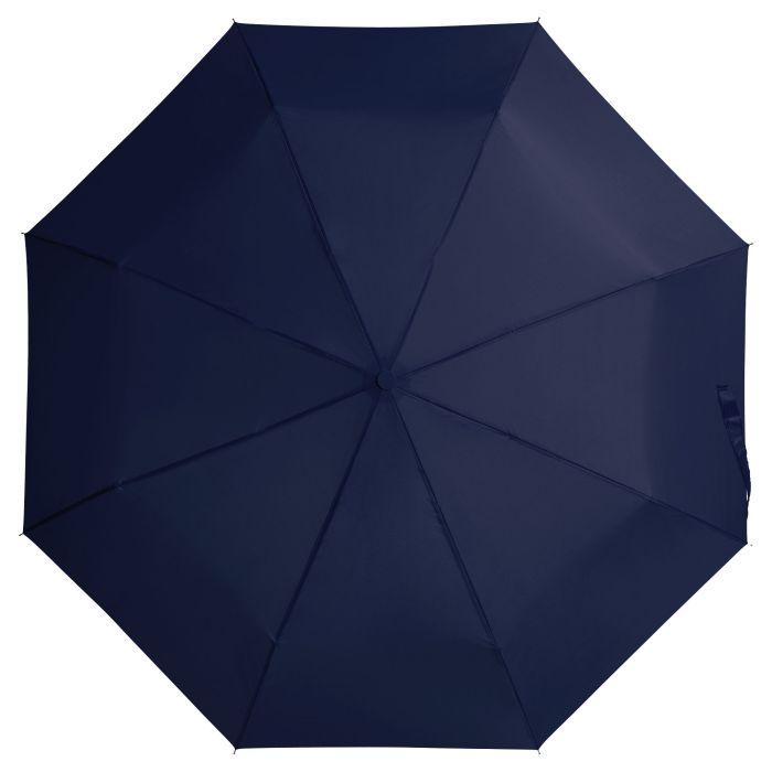 Зонт складной Unit Basic, цвет тёмно-синий