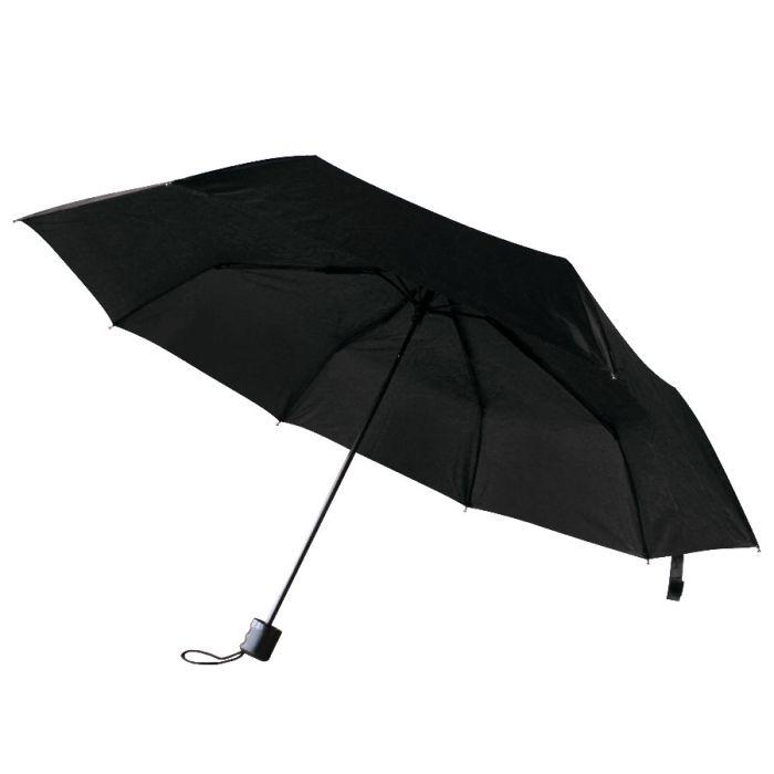 Зонт складной Сиэтл - Черный AA