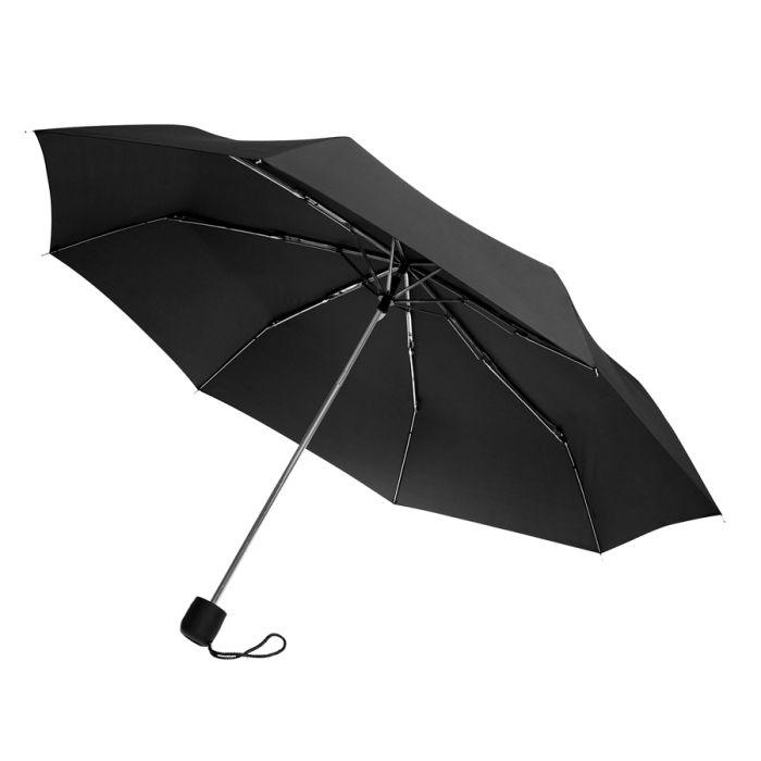 Зонт складной Lid New - Черный AA