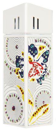 """Зажигалка """"CRICKET Premium Paris"""" газовая, инкрустирована кристаллами Swarovski, модель Bollywood 1, цвет белый"""