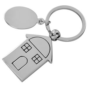 "Брелок для ключей ""Дом"""