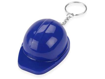 """Брелок-открывалка """"Каска"""", синий"""