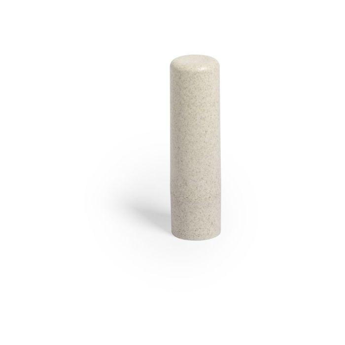 Бальзам для губ FLEDAR, бежевый, бамбуковое волокно/пластик