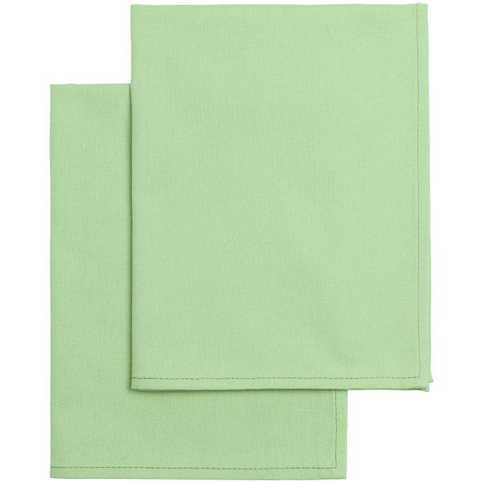 Набор из двух кухонных полотенец Keep Palms, цвет зелёный