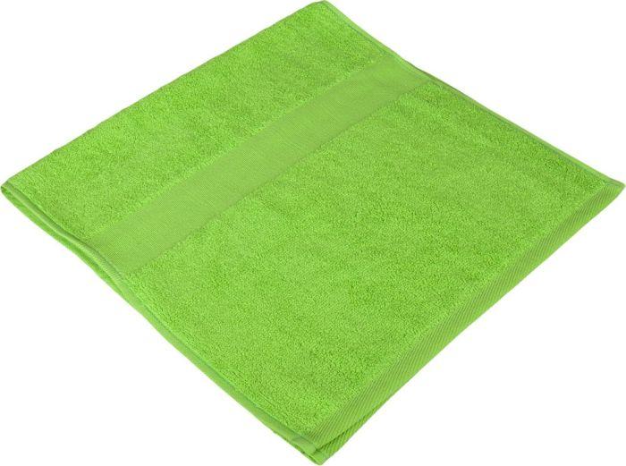 Полотенце махровое Small, 35х70 см, зелёное яблоко