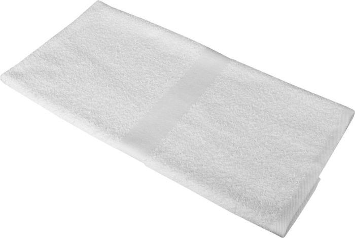 Полотенце махровое Medium, 100х50 см, белое