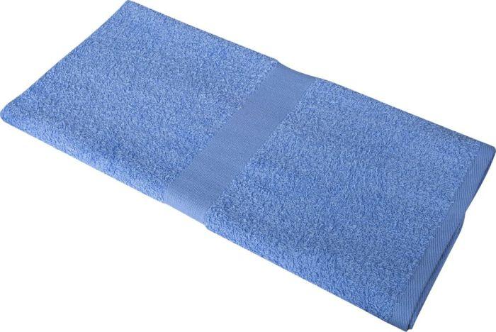 Полотенце махровое Medium, 100х50 см, голубое