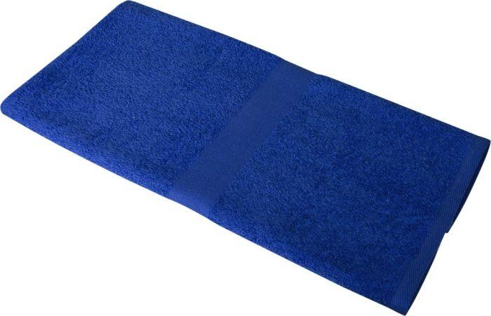 Полотенце махровое Medium, 100х50 см, синее