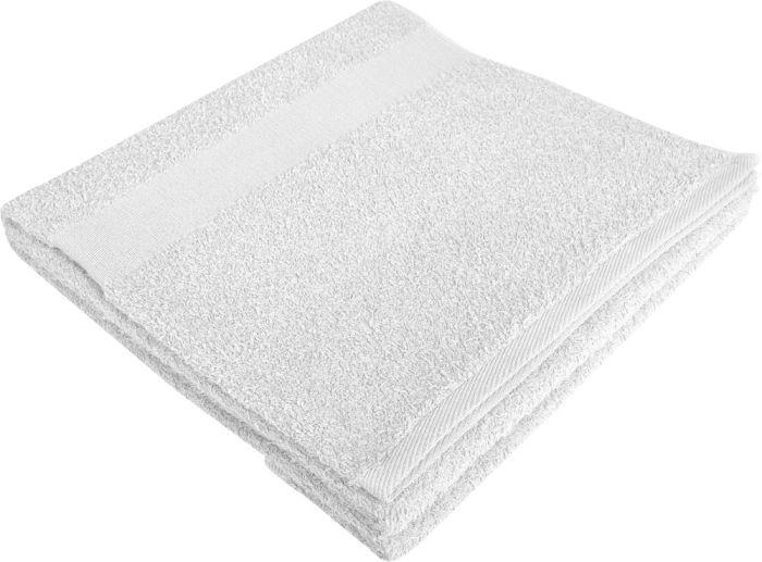 Полотенце махровое Large, 140х70 см, белое