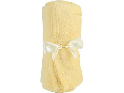 """Плед в чехле """"Уют"""", жёлтый"""