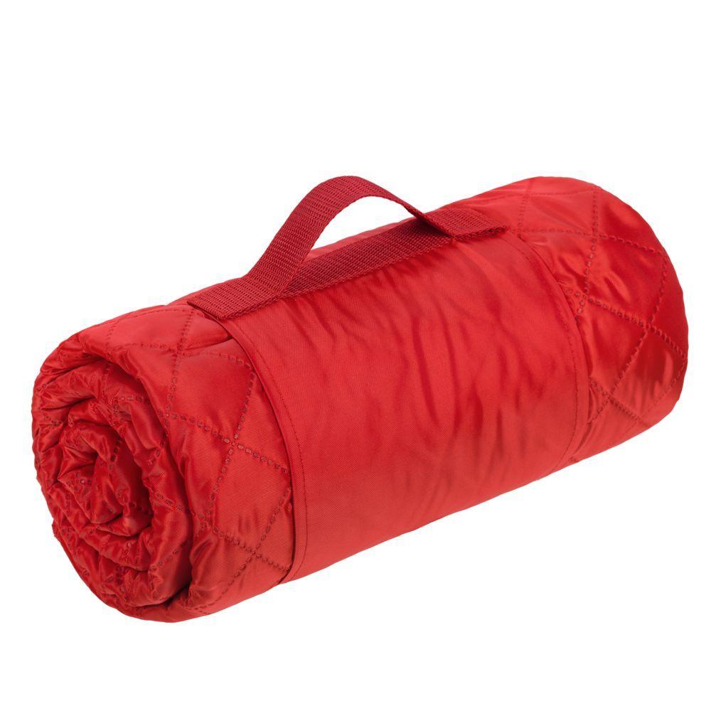 Плед для пикника Comfy, 115х140 см, красный